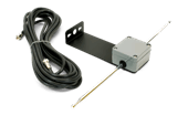 a cable, and remote mount antenna