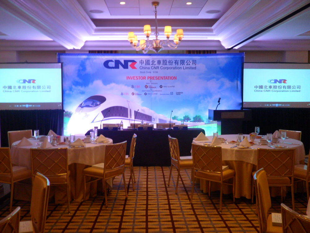 Corporate Backdrops Live Event Services Iprobe