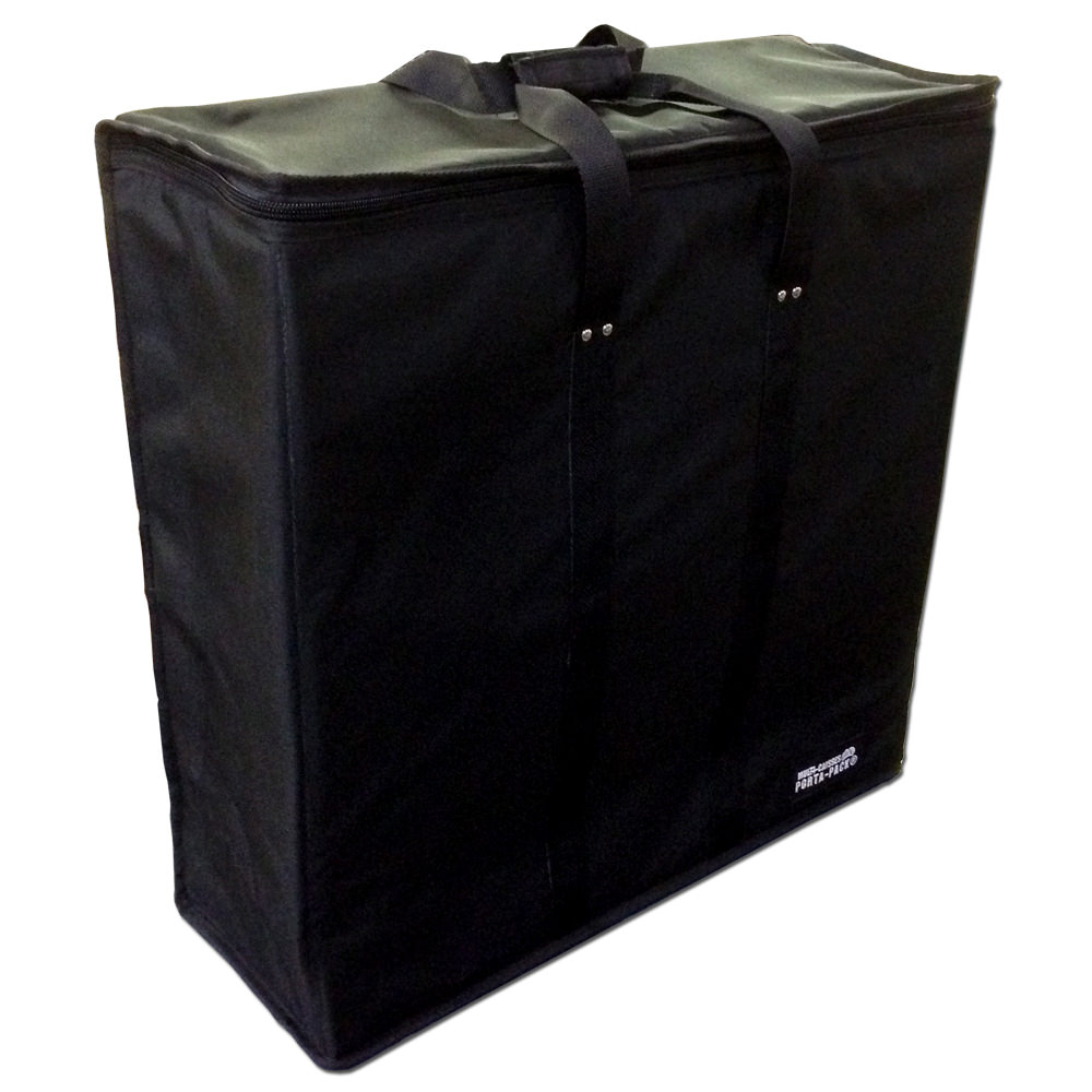 a carrying bag for the table top interpreter booth
